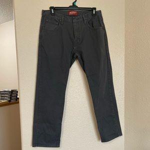 🎄Bundle🎄 Arizona Mens Gray Jeans 36x30